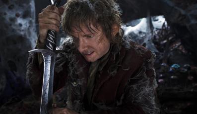 """Martin Freeman w filmie """"Hobbit: Pustkowie Smauga"""""""