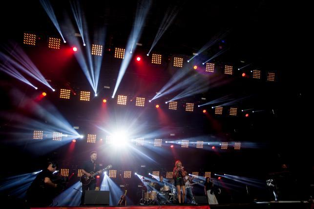 Mela Koteluk na Coke Live Music Festival 2013