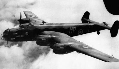 Bombowiec Halifax