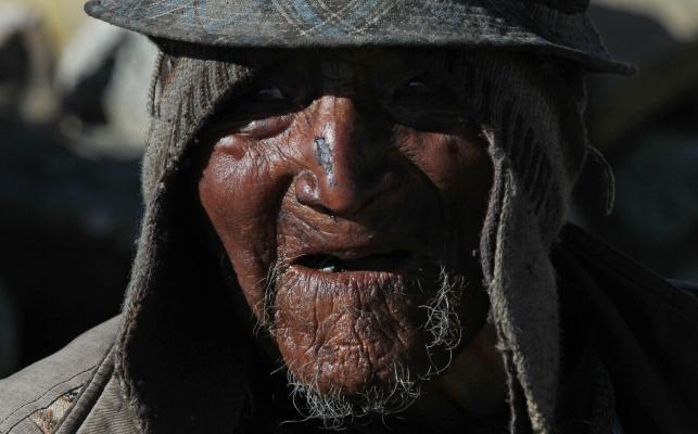 Najstarszy człowiek na świecie? Carmelo Flores z Boliwii twierdzi, że ma 123 lata