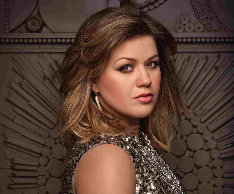 Kelly Clarkson w wersji bożonarodzeniowej