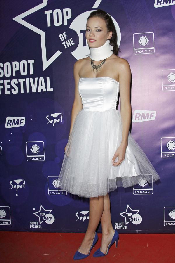 Natalia Szroeder za kulisami Sopot TOP of the TOP Festival 2013