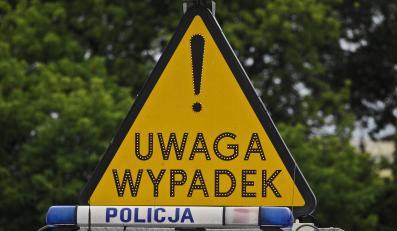 Miejsce wypadku (zdjęcie ilustracyjne)