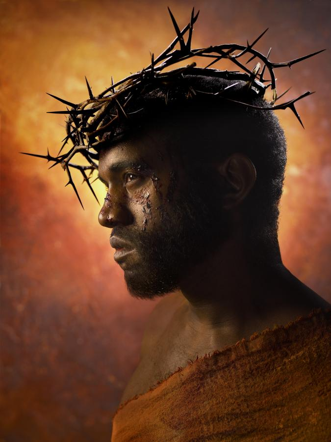 David LaChappelle, Kanye West: Passion of the Christ, 2006 © David LaChapelle