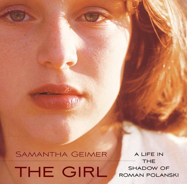 Okładka książki Samanthy Geimer