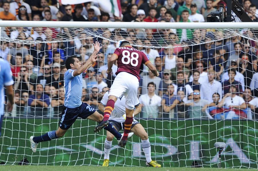 Roma - Lazio 2:0
