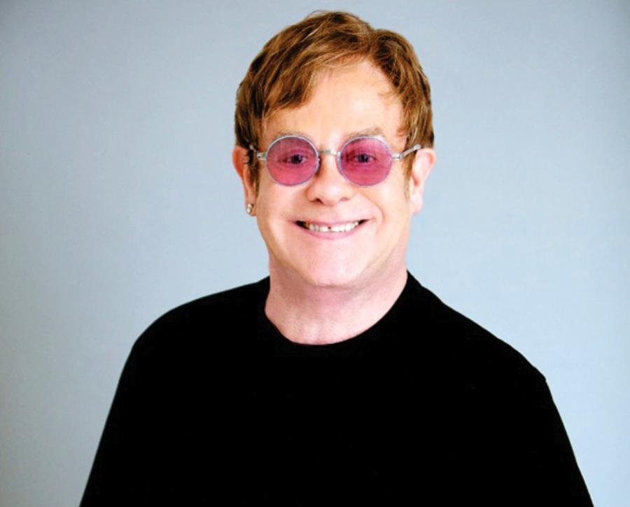 Elton John świętuje 40-lecie \