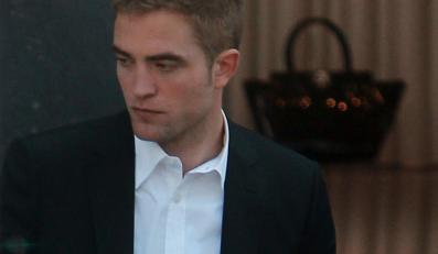 "Robert Pattinson na planie ""Maps to the Stars"" Davida Cronenberga"
