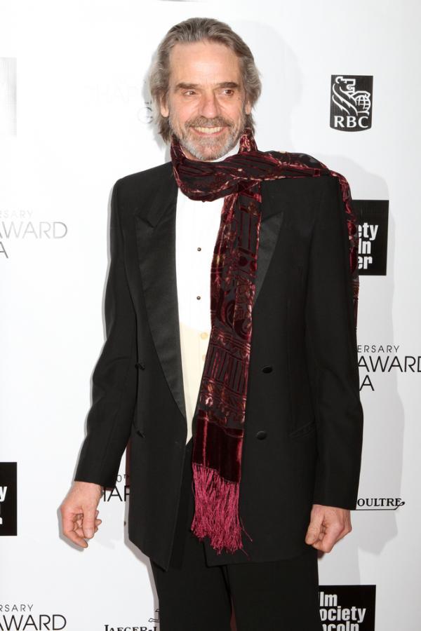 Nagroda za całokształt osiągnięć: Jeremy Irons