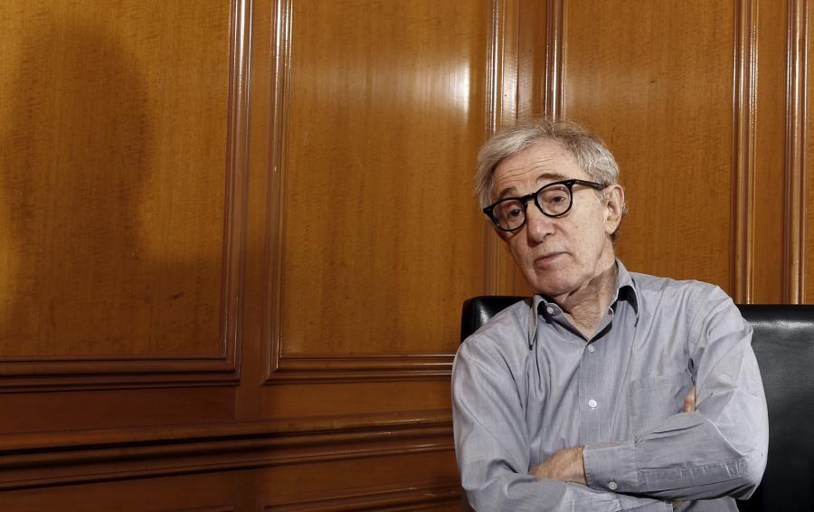 Woody Allen teraz w blasku księżyca