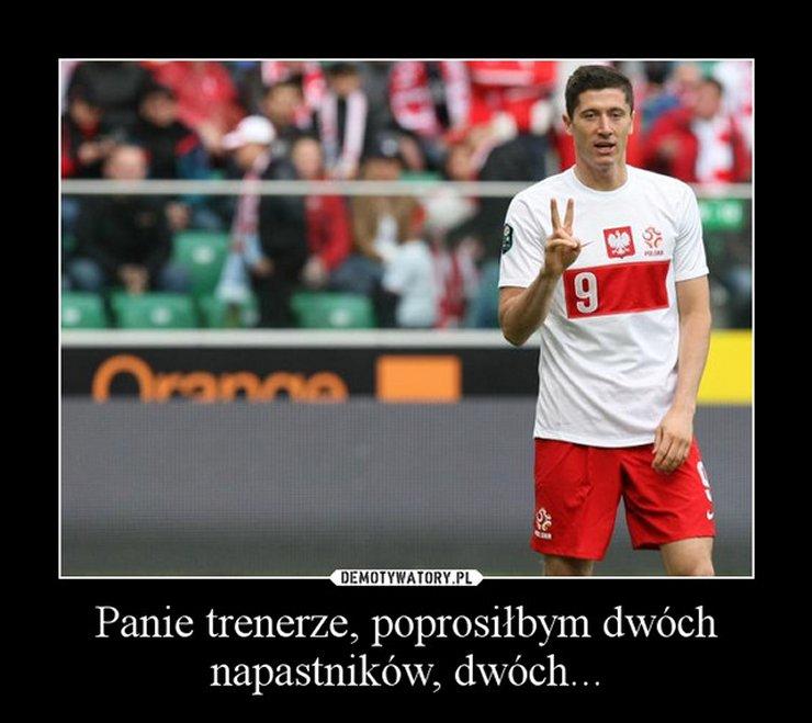 Memy po meczu Polska - Anglia