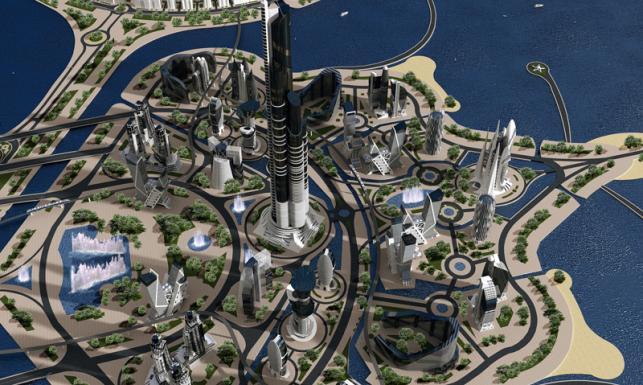 Nowy Dubaj! To tam ma powstać najwyższy budynek świata. Jak będzie wyglądał?