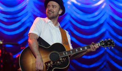 Justin Timberlake po raz pierwszy w Polsce?