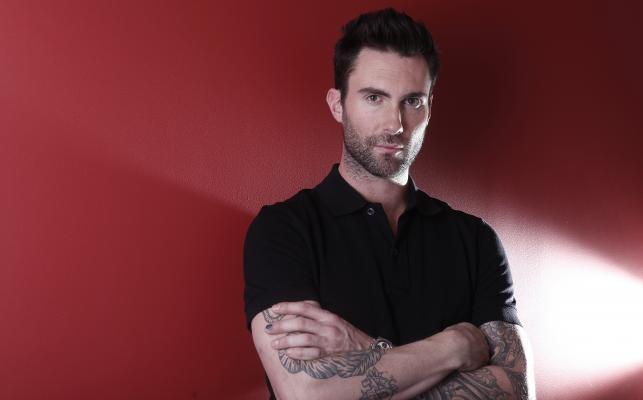 """Adam Levine – najseksowniejszy na świecie według magazynu """"People"""""""