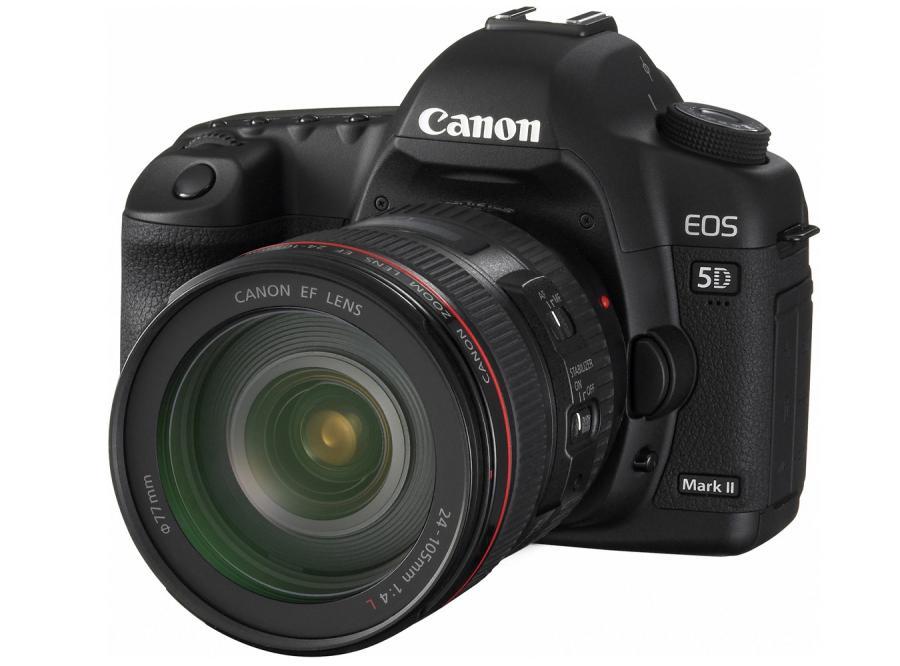 Canon dołącza do wyścigu DSLR z wideo HD