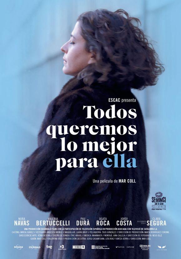 """9. """"Todos queremos lo mejor para ella"""" (reż. Mar Coll)"""