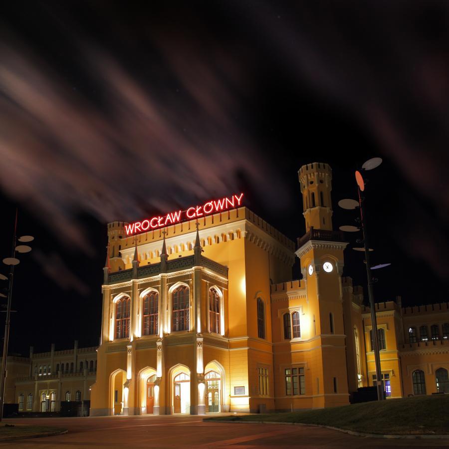 Dworzec kolejowy Wrocław Główny