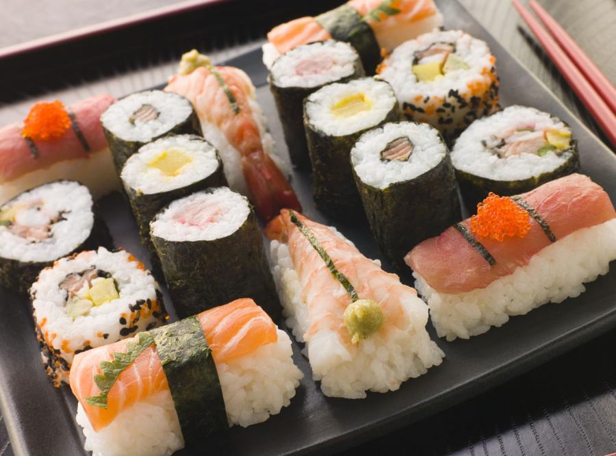 Czy sushi może szkodzić?
