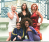 Spice Girls na festialu w Cannes (1997)