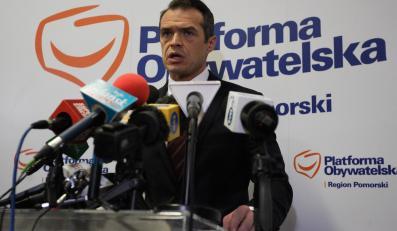 Były minister Sławomir Nowak