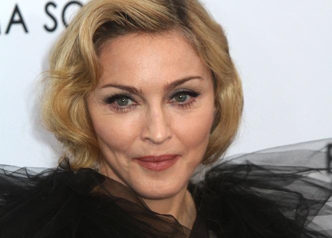 Madonna chce Adele