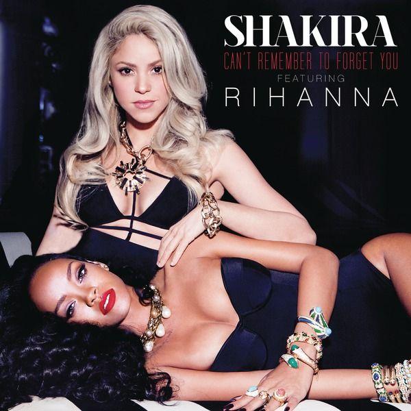 Shakira i Rihanna na okładce wspólnego singla