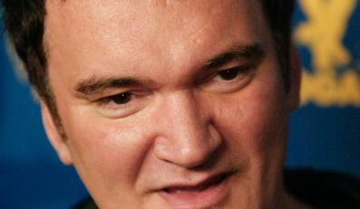Amerykański reżyser Quentin Tarantino