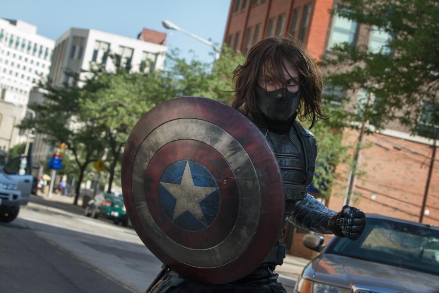 """""""Captain America: Zimowy żołnierz"""""""