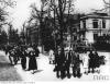 Aleje Ujazdowskie w Warszawie - miejsce, gdzie wykonano wyrok śmierci na generała SS Franza Kutscherę