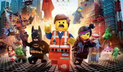 Amerykanie układają LEGO