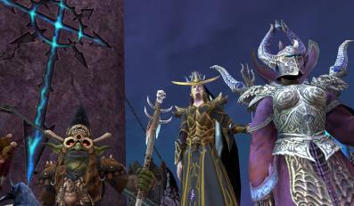 "Screenshot z gry ""Warhammer Online:Age of Reckoning"""