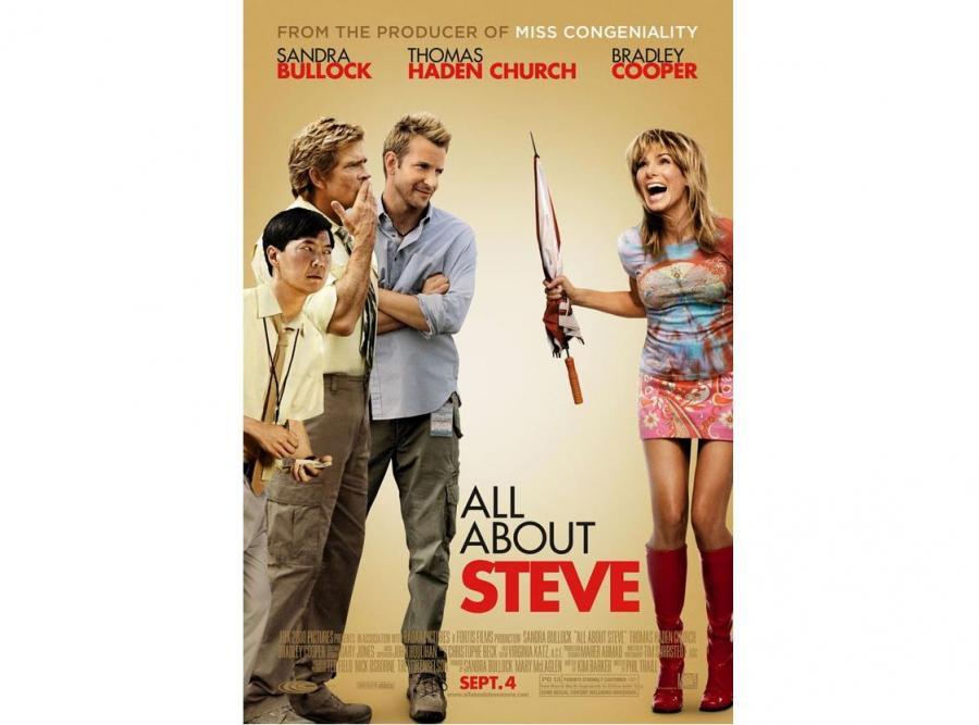 """""""Wszystko o Stevenie"""" - nie oglądajcie!"""