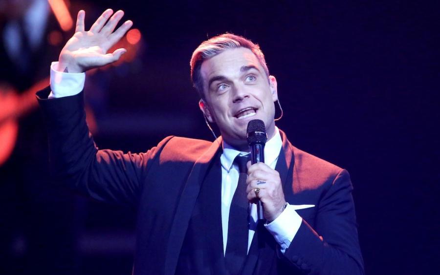 Robbie Williams przedstawia klip do \