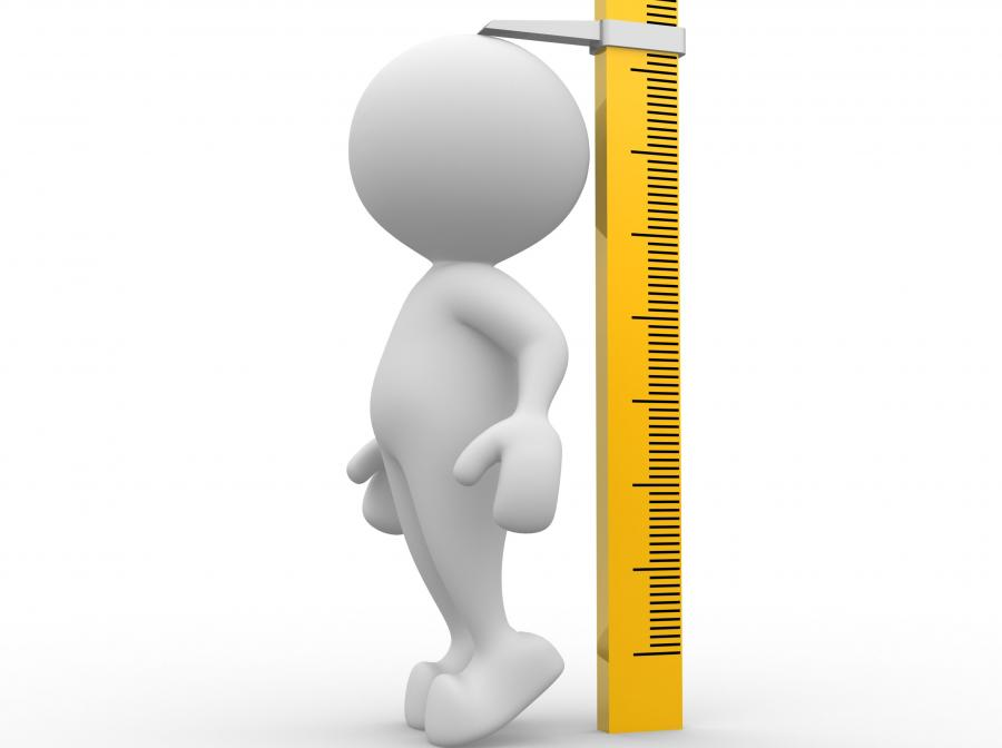 Wzrost ciała