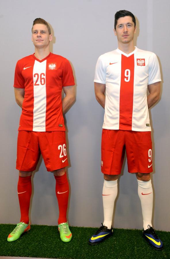 Łukasz Piszczek i Robert Lewandowski