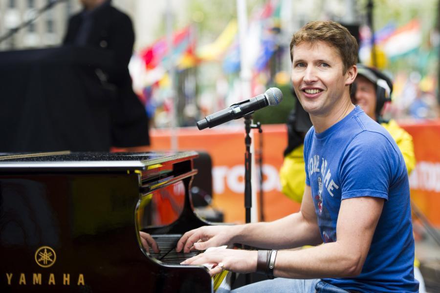 James Blunt zaśpiewa na Torwarze
