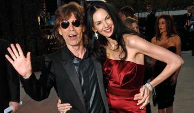 Mick Jagger o L'Wren Scott: Nigdy jej nie zapomnę