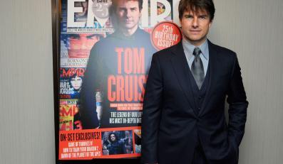 """Legenda naszych czasów"""" –Tom Cruise"""
