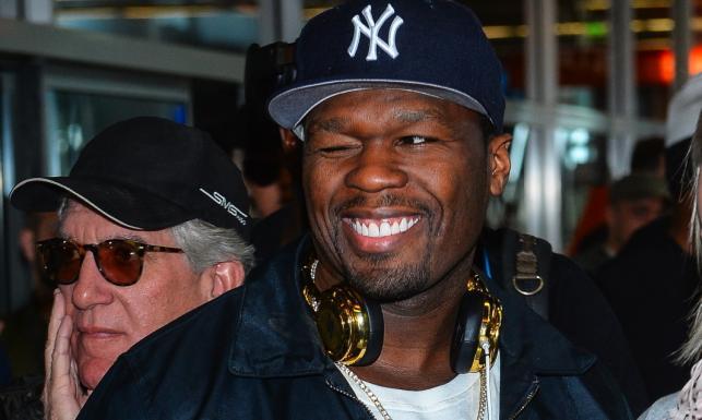50 Cent w Warszawie. Będzie nagrywał z Donatanem i Cleo [ZDJĘCIA]