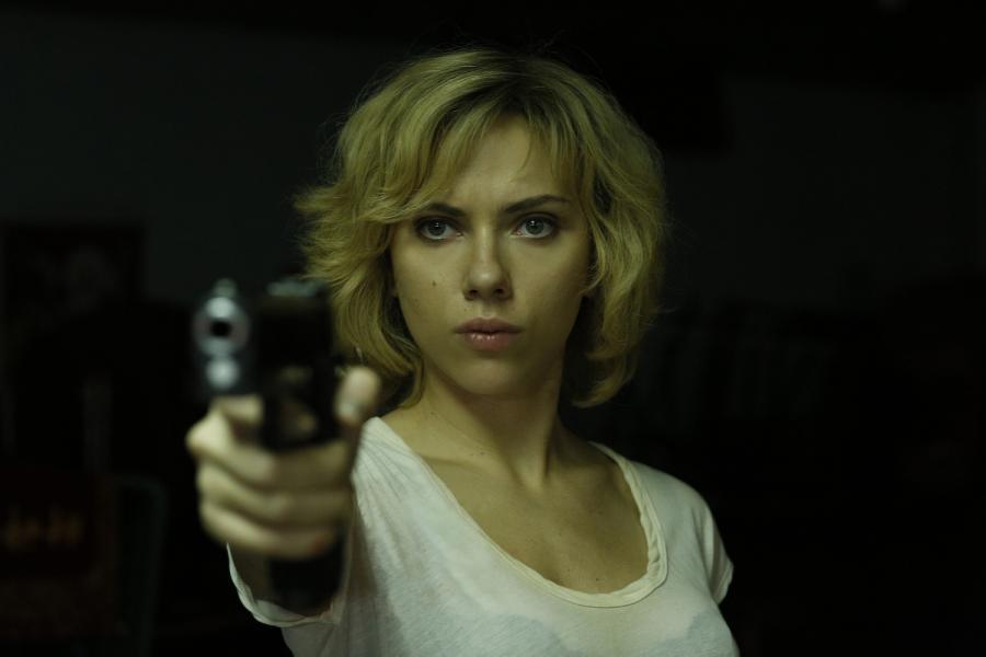 Scarlett Johansson jako \