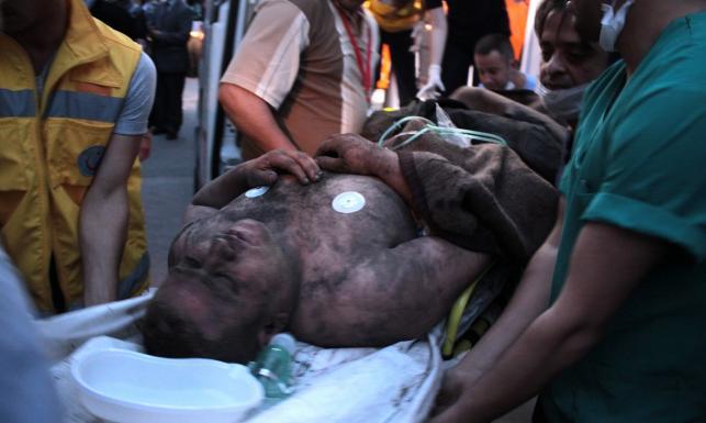 Potężna katastrofa w tureckiej kopalni. Setki zabitych. ZDJĘCIA