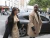 Kanye West i Kim Kardashian wreszcie po ślubie