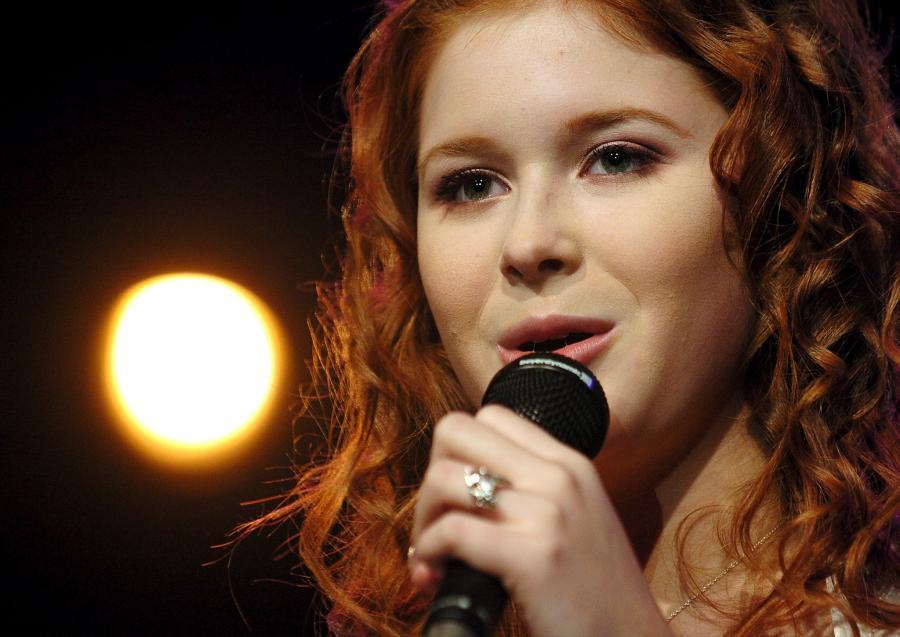Dziecięce gwiazdy muzyki: Renee Olstead