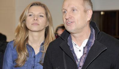 Agata Kościkiewicz i Marek Kościkiewicz