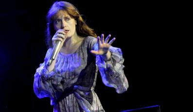 Florence była gwiazdą Coke Live Music Festival 2013