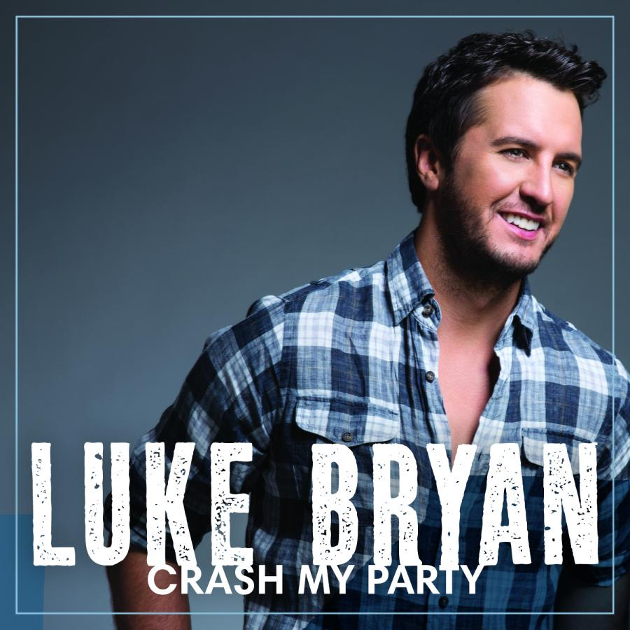 "7. Luke Bryan – ""Crash My Party"""