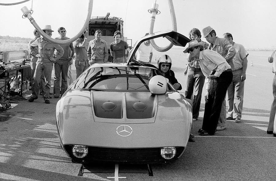 Mercedes C 111-II D