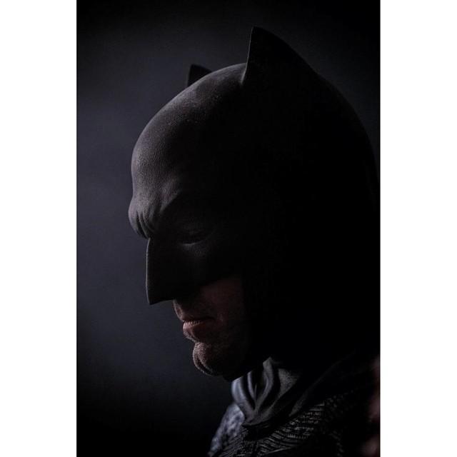 Ben Affleck jako Batman w \