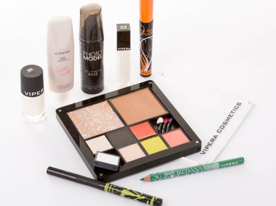 Kosmetyki Vipera Cosmetics - kolekcja lato 2014