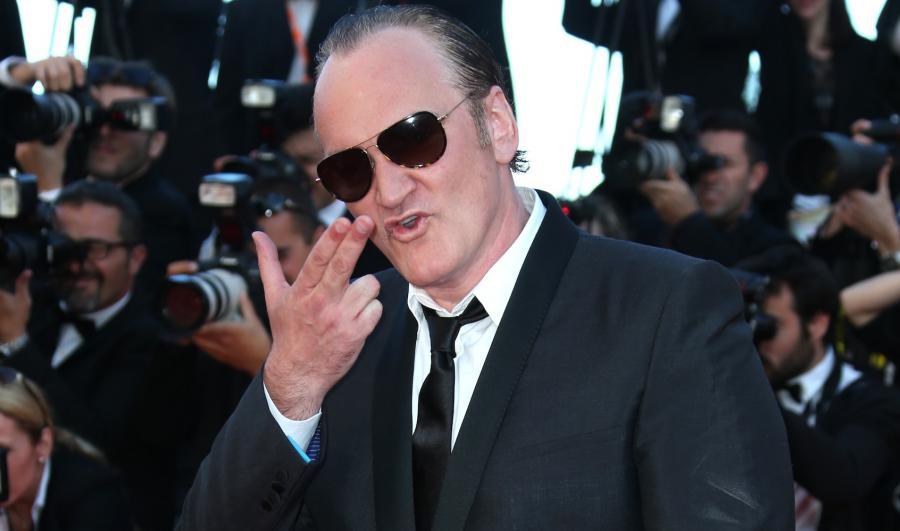 Quentin Tarantino jeszcze nie rozpoczął zdjęć, a jużpokazałplakat reklamujący \